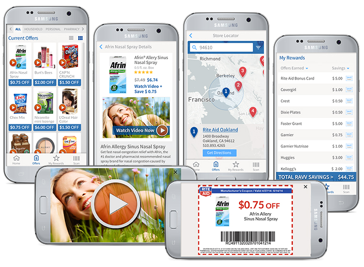 Rite Aid Video Values Mobile App